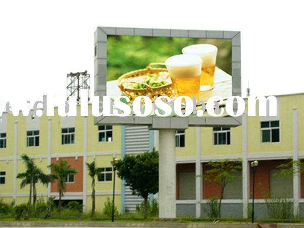 led wall,led video display,outdoor LED advertising display