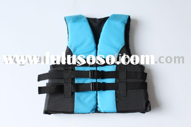 light weight foam water sports marine life jacket for adult