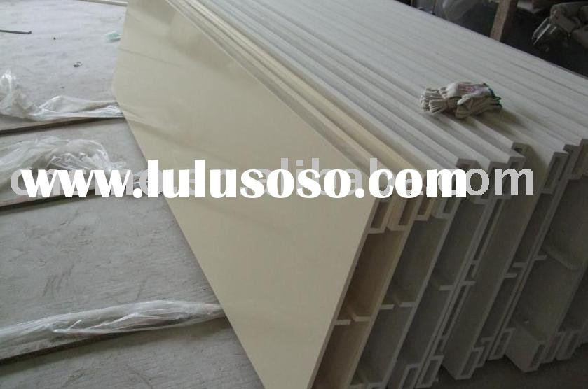 Countertop materials man ma neit for Synthetic countertop materials