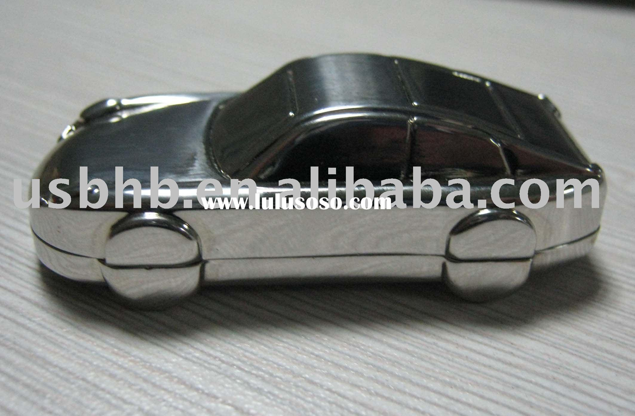 metal car usb flash drive/racing car
