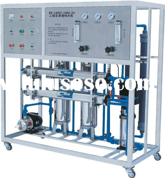 mineral water purifying machine