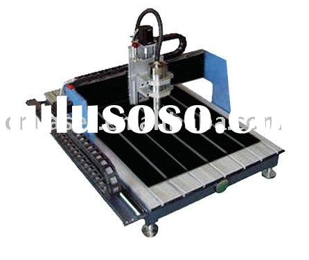 mini cnc metal engraving machine / metal carving equipment / desktop cnc router