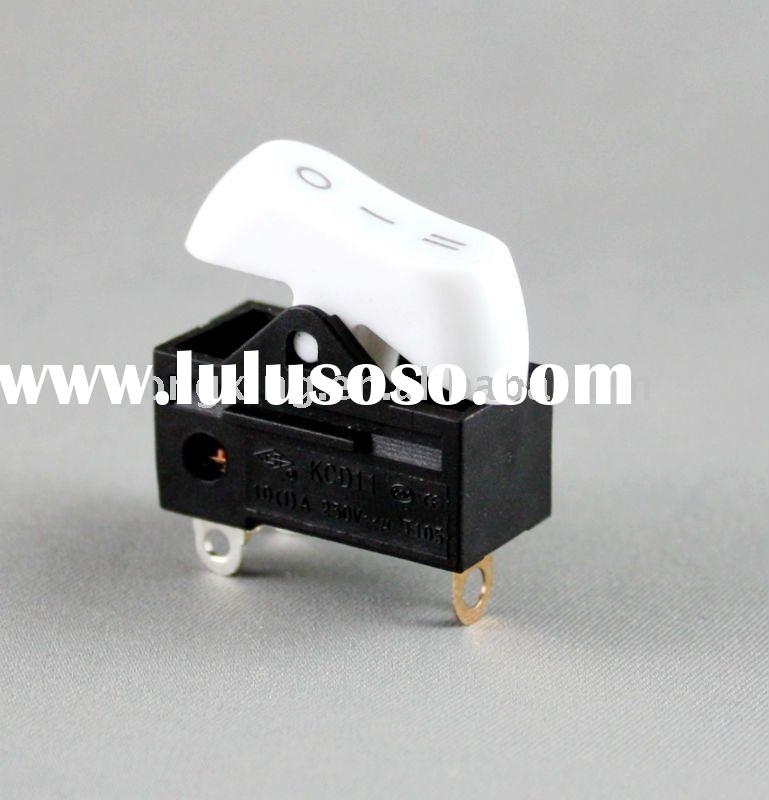 mini rocker switch t85