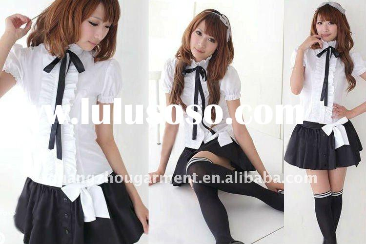 new arrival high school girls uniforms