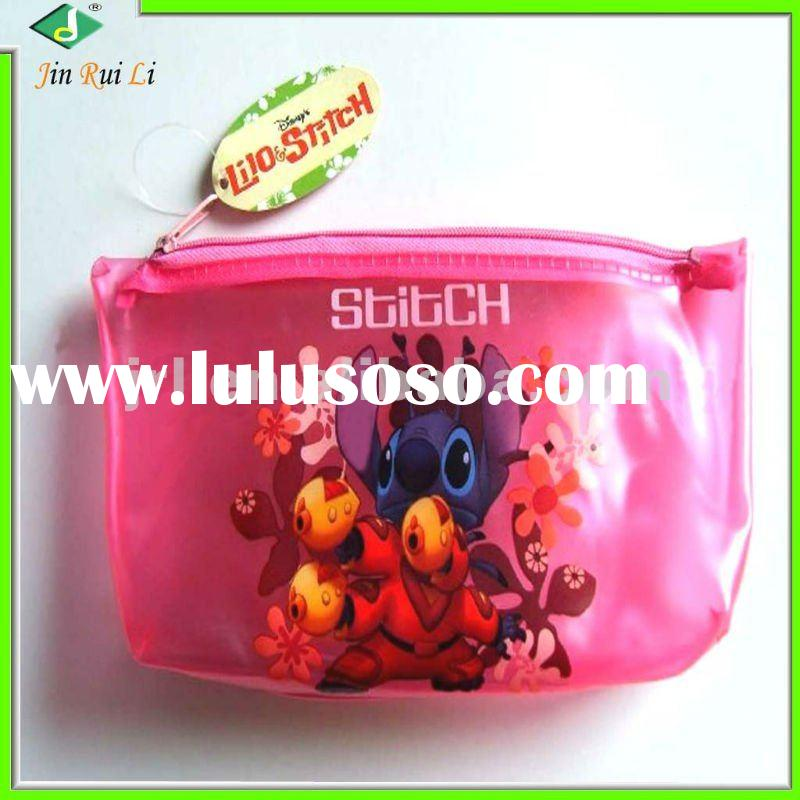 new pvc pencil pouch bag(European standard )