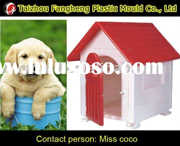 Plastic dog house mould pet house mould
