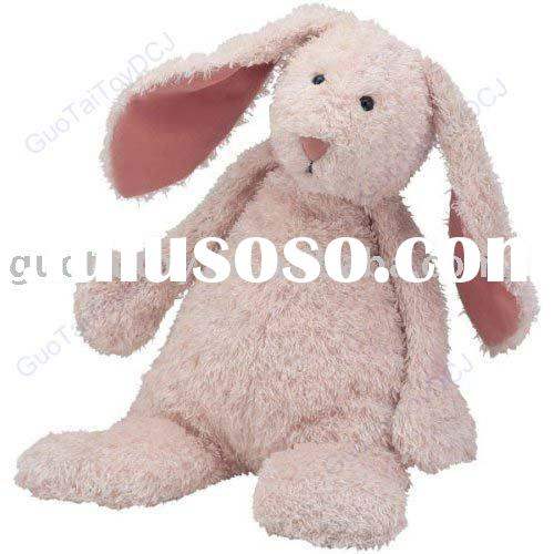 plush toy rabbit/stuffed rabbit/soft toy rabbit