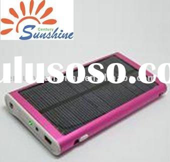 portable solar charger for mobile phone,DVD,Mp3 and Mp4