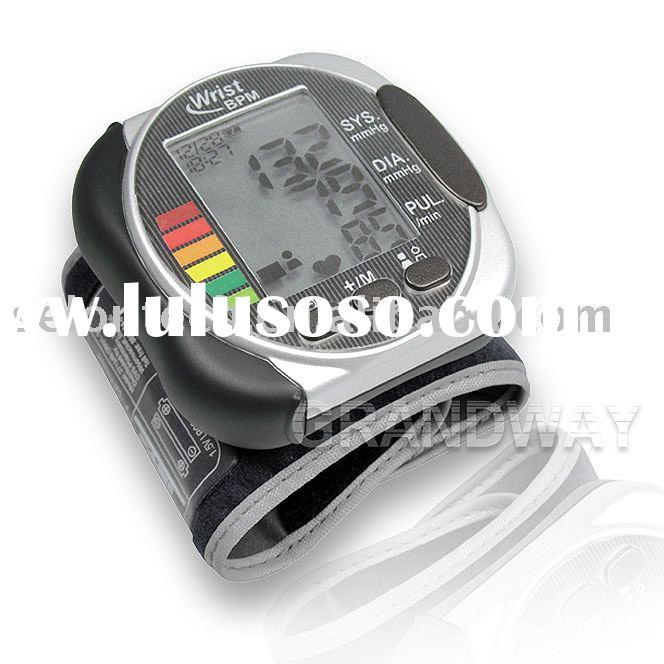 portable wrist blood pressure meter (2 USERS)MODEL NO. *MD0200