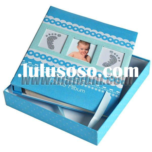 post bound baby photo albums self adhesive