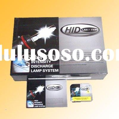 promotional hid xenon kit with mid-slim ballast