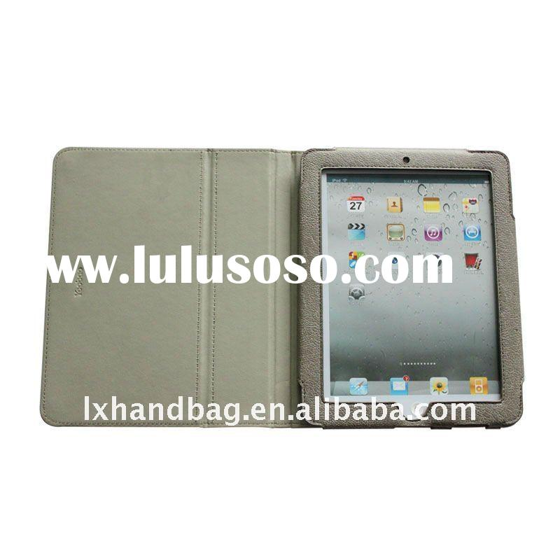pu Leather Case for ipad case