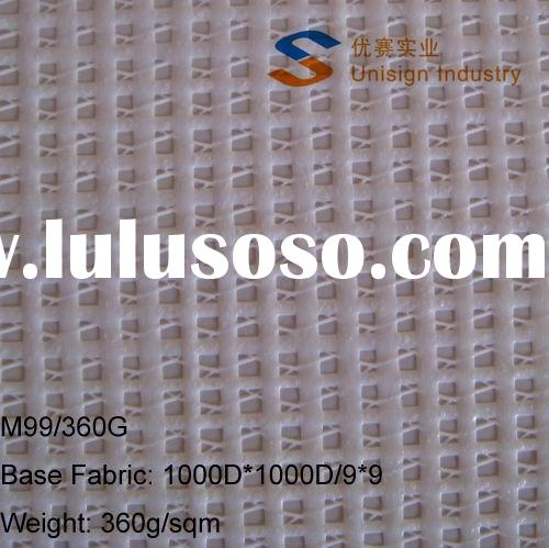 pvc coated mesh fabric for digital printing