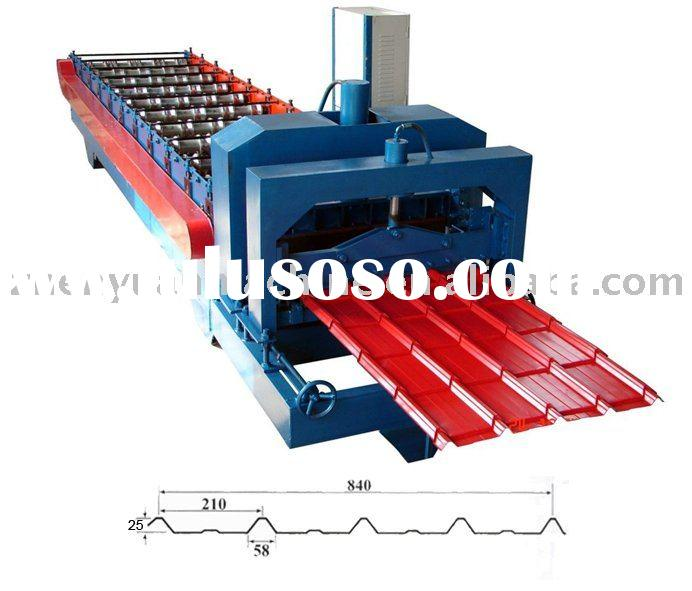 roofing tile roll forming machine,shingle nail roll forming machine,metal/steel roof forming machine