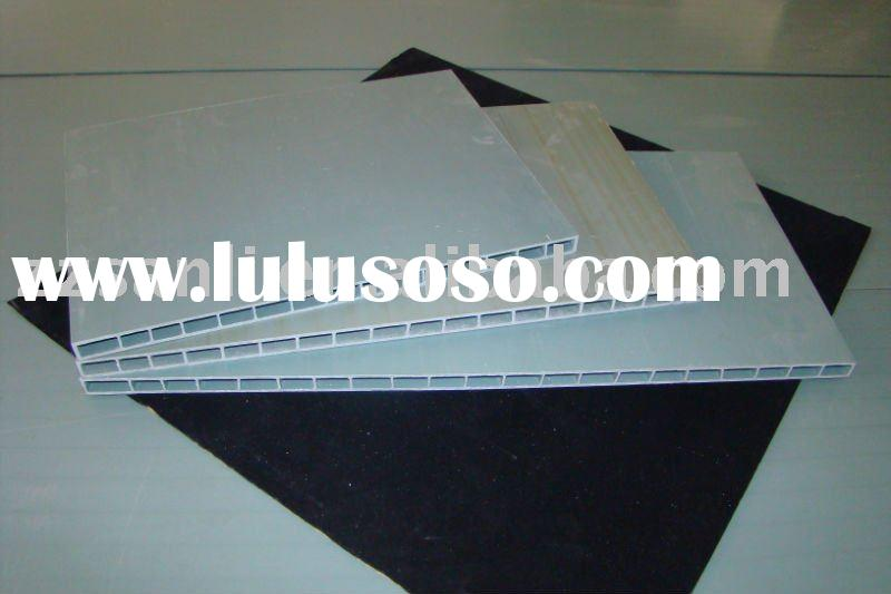 selling new construction formwork---plastic formwork (instead of wooden template)