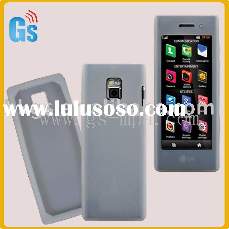 silicone case cover for LG chocolate BL40