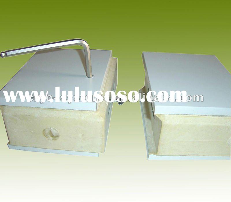 small or middle size cold room wall panel ; insulation panels ;polyurethane insulation panel