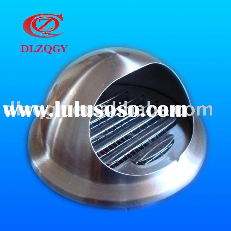 stainless steel wall vent