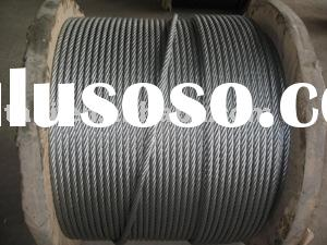 steel wire rope galvanized steel rope galvanized wire rope