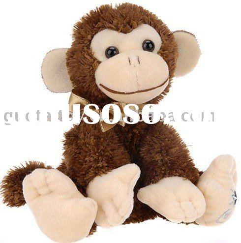 Stuffed Monkey Dog Toy Stuffed Plush Toy Monkey/soft