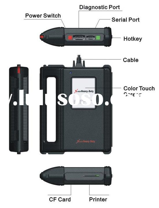truck fault code scanner X431 heavy duty diagnostic scanner car diagnostic machine