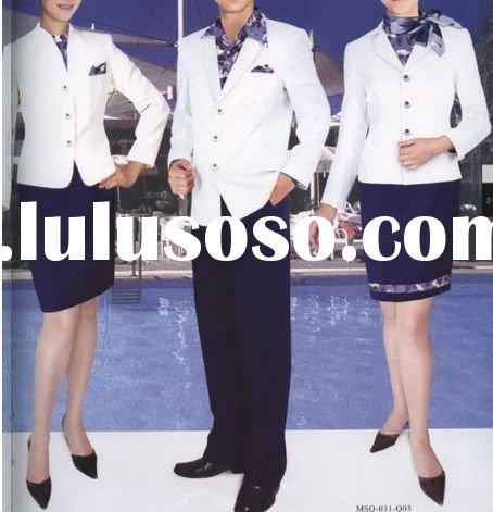 uniforms for hotel or restaurant Beautiful Hotel Uniform Dress Hotel Uniform