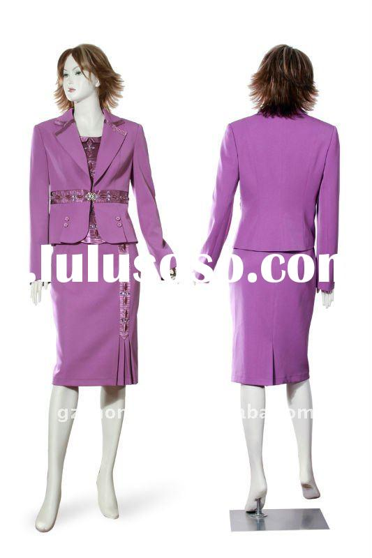 women clothing pink noble skirt suits
