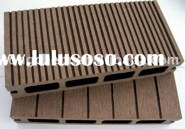 Wood Polymer Decking : Outdoor composite decking