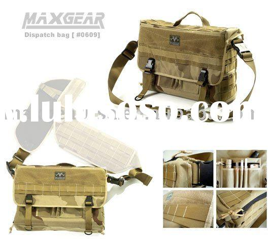 "1000D Waterproof Nylon Military Briefcase (12"" Laptop)"