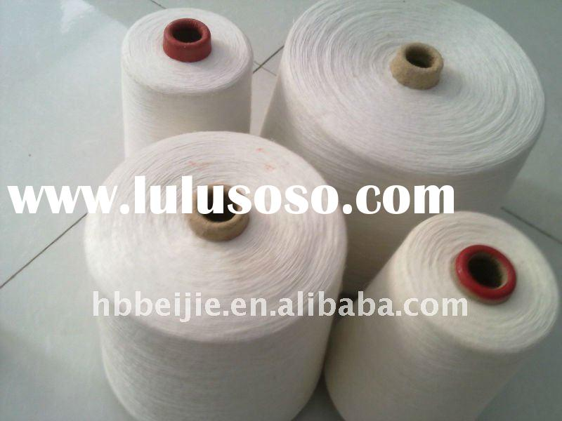 100% carded cotton yarn