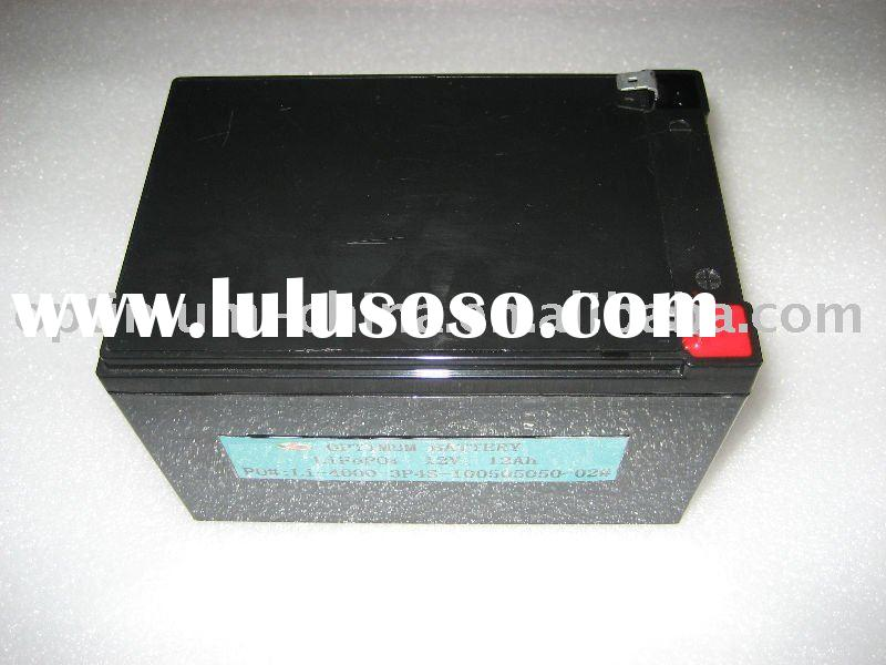 12V-12Ah li-ion battery pack for electric tools