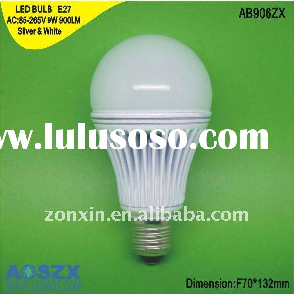 12V led light bulbs 10W 1000LM E27 B22 led lamp cold white