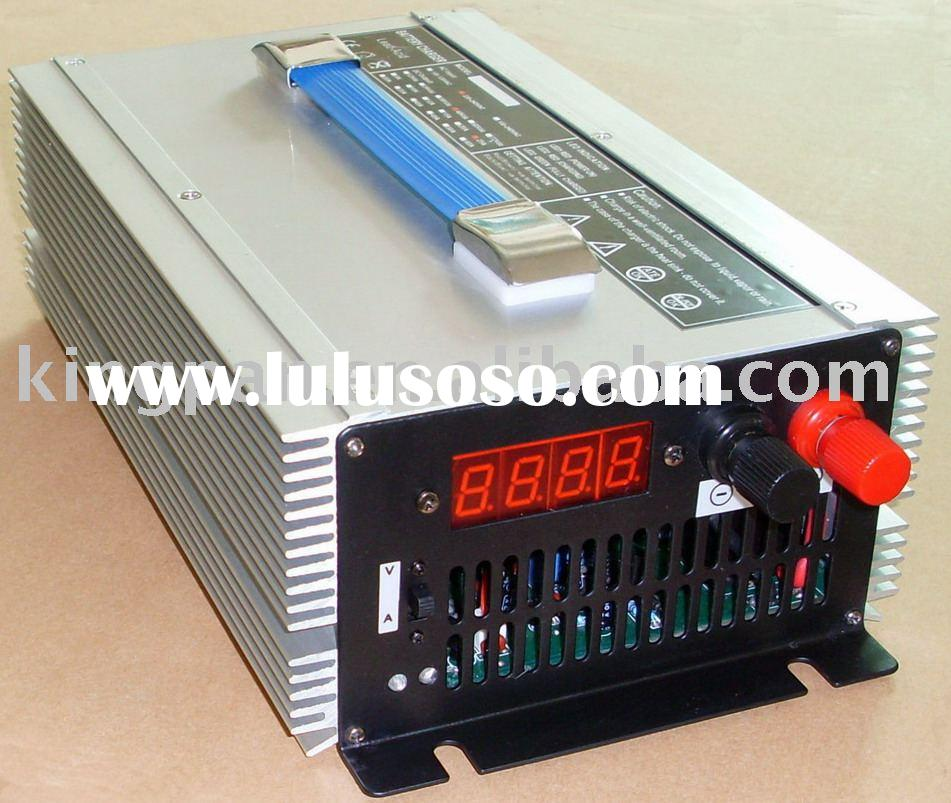 1500W Li Ion & LiFePO4 Battery Pack Charger