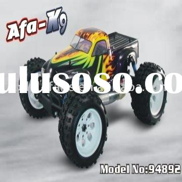 1/8 4WD Nitro powered Off-road Monster Truck(Model NO.:94892)