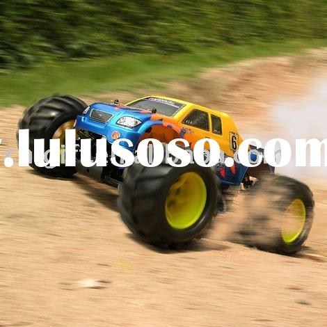 1/8 Scale Nitro Off-Road Monster Truck