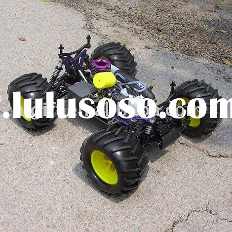1/8 rc nitro Monster Truck