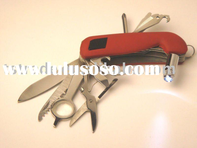 2012 Mountain climbing tools/New design multi knife/Novelty pocket knife/Pocket knife ( K6015 )