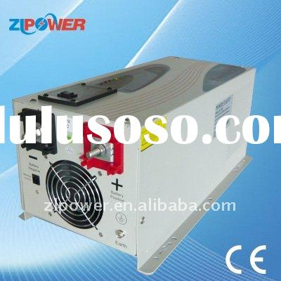 48v dc 220v ac 6000 watt pure sine wave power inverter with battery charger