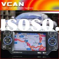 4.0 inch car GPS DVD WITH DVB-T GPS-433