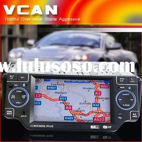4.3 inch Auto GPS with TV USB