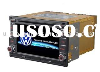 "6.5"" LCD touch screen special car stereo dvd for VW serial with TV,GPS,RDS,can-bus"