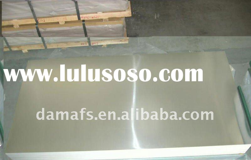8k mirror finish stainless steel sheet 304