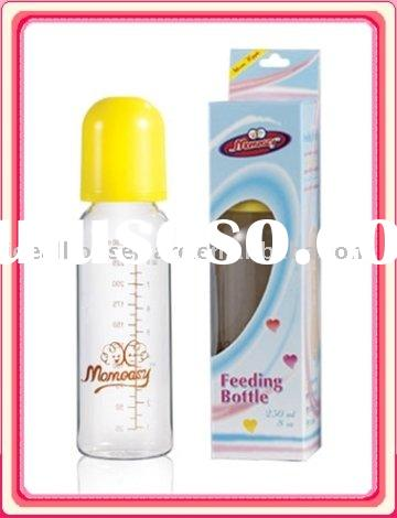 8oz PC baby feeding bottle (plastic bottle,injection bottle)