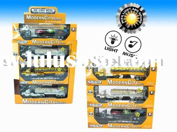 923040076-Oil tank toy metal car model