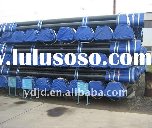 ASTM A106 GR B SEAMLESS STEEL BEVELED END PIPE