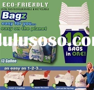As seen on TV Eco biogradable trash & Garbage bags