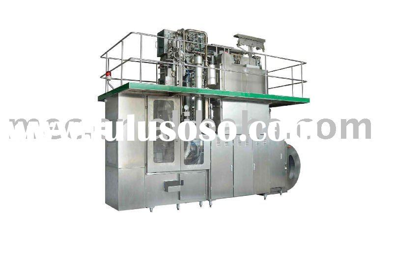 Aseptic Brick Carton Filling Machine/Juice Filling Machine