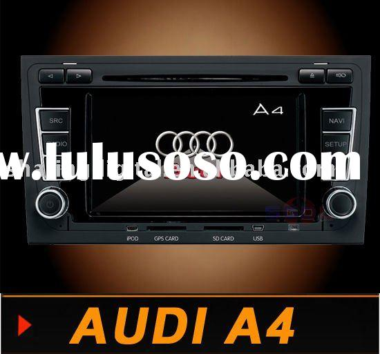 Audi A4 Car autoradio dvd player with gps Picture in picture Blue tooth TV AM FM I-POD