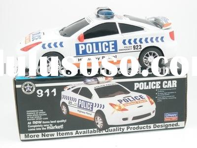 Battery Operated Police Car(battery operated car,battery operated toy,toy car,plastic toy,toys)