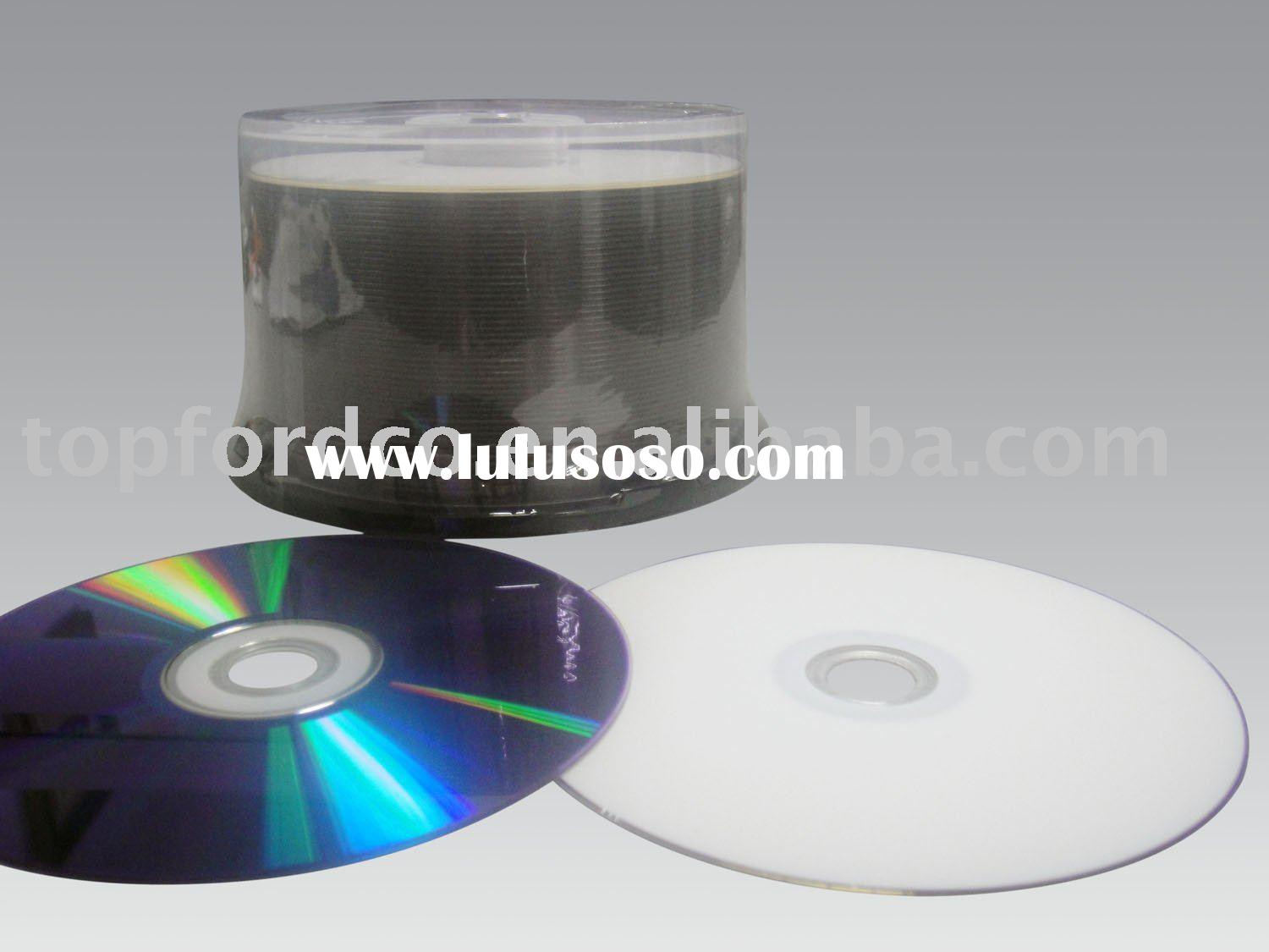 Blank DVD9 / 8.5GB Dual Layer DVD+R